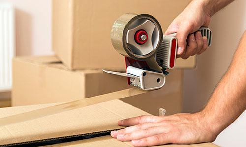 Склейка картонной упаковки